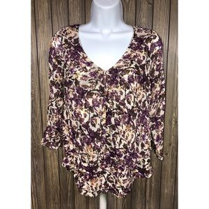 Lucky Brand size XS top